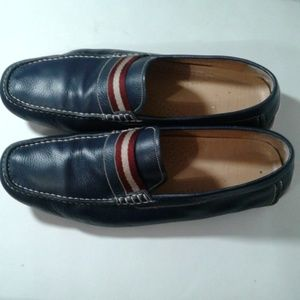 Authentic Bally 1851 Men's  all Leather Loafer